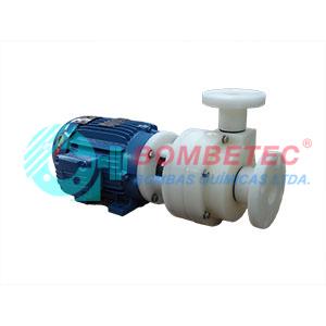Bombas de transferências de produtos químicos com selagem mecânica