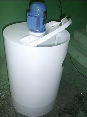Equipamentos para diluição de produtos químicos