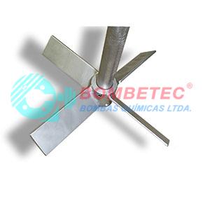 Fabricante de hélice pá inclinada - 1