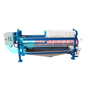 Filtro para Processo Industrial - 1