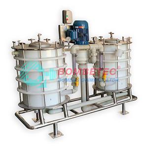 Equipamento Para Filtragem De Produtos Químicos