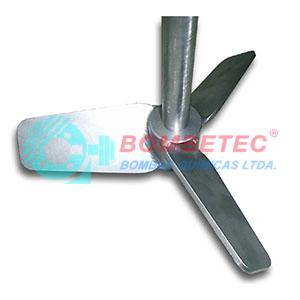 Fabricante de hélice para agitador