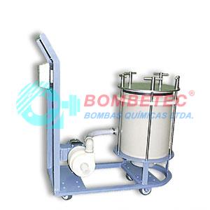 Filtro para Processo Industrial