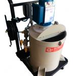 Conjunto para limpeza química – BRQ